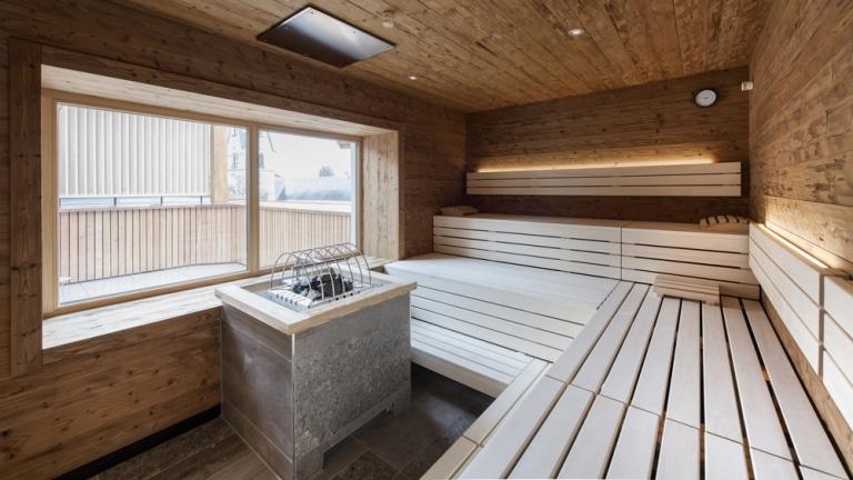 Finnische Sauna im Kramerwirt