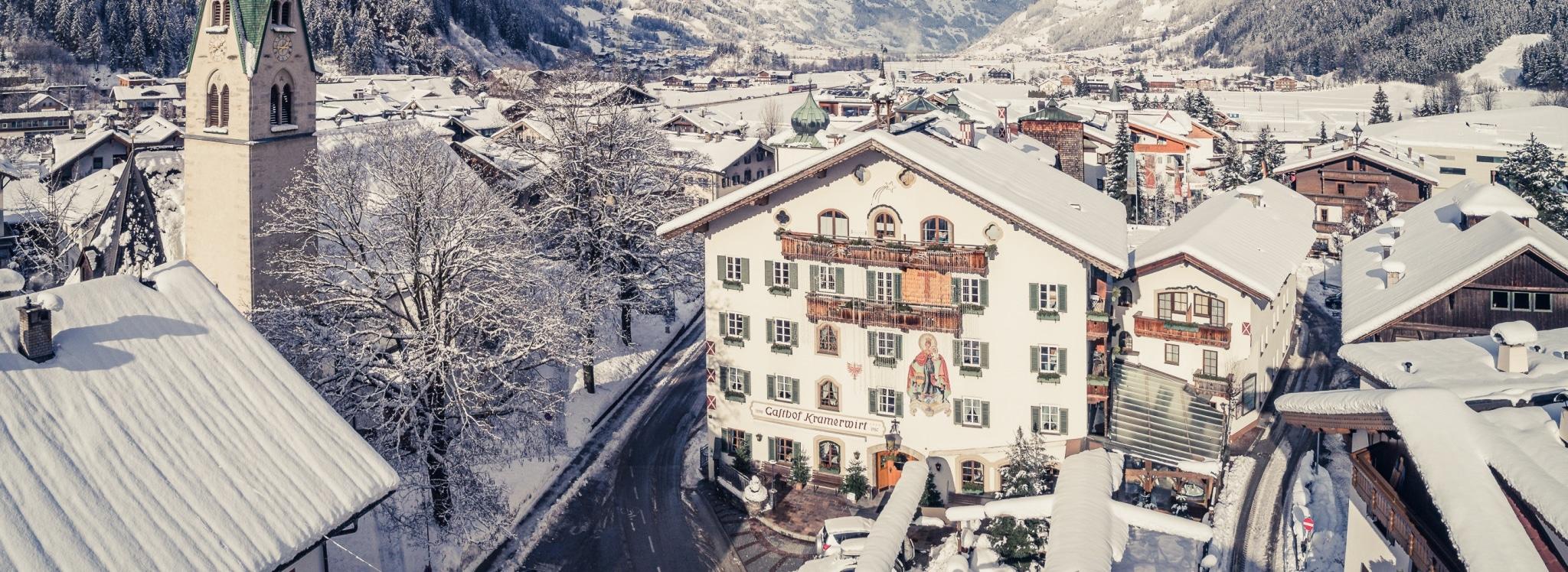 Kramerwirt in Mayrhofen im Winter
