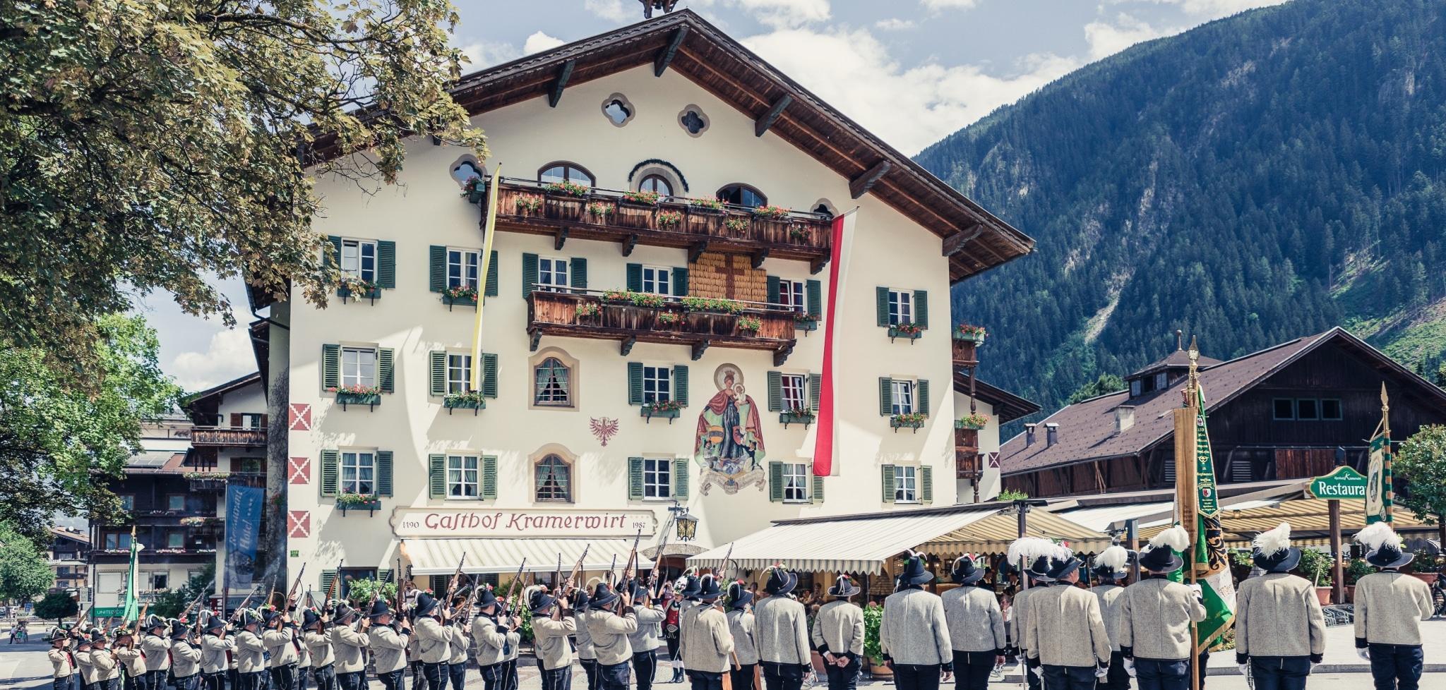 Alpenhotel Kramerwirt in Mayrhofen