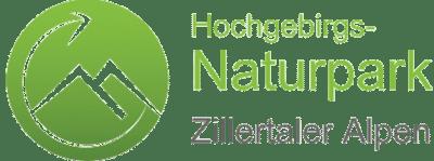 Logo Naturpark Zillertaler Alpen