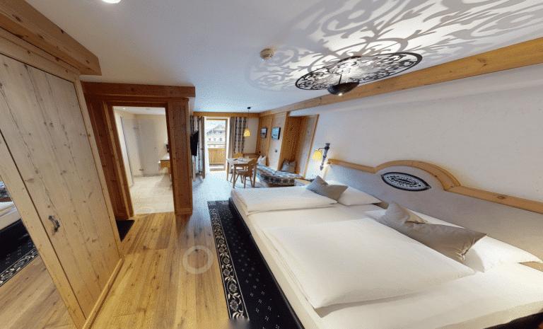 3D Rundgang Kramerwirt Doppelzimmer